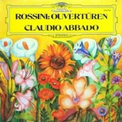 Rossini - Overtures - Claudio Abbado,Chamber Orchestra Of Europe