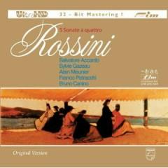 Rossini - 5 Sonate A Quattro