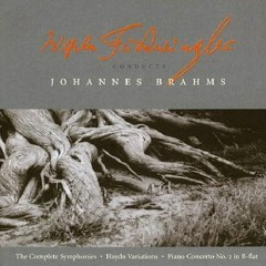 Brahms Complete Symphonies CD 1