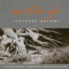 Brahms Complete Symphonies CD 4
