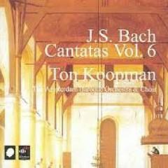 Bach - Complete Cantatas, Vol. 6 CD 2 No. 1