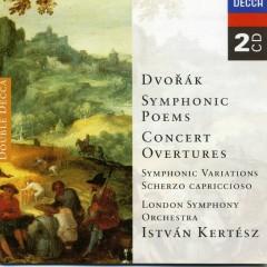 Dvorak Symphonic Poems And Concert Ouvertures CD 2 - István Kertész