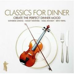 Classics For Dinner CD 2 - Various Artists