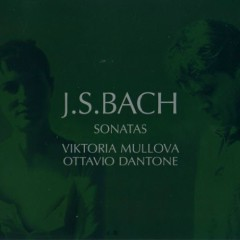 Johann Sebastian Bach (1685 - 1750) Sonatas CD 1