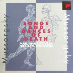 Mussorgsky - Songs And Dances Of Death CD 1