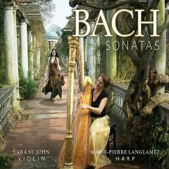 Bach - Sonatas  - Lara St John,Marie Pierre Langlamet