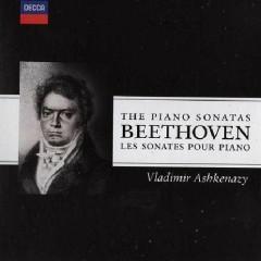 Beethoven - The Piano Sonatas CD 3