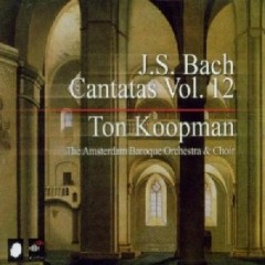 Bach - Complete Cantatas, Vol. 12 CD 3 No. 1
