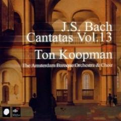 Bach - Complete Cantatas, Vol. 13 CD 1 No. 1