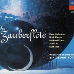 Die Zauberflote CD 2 - Sir Georg Solti,Wiener Philharmoniker