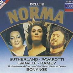 Bellini - Norma CD 1 - Joan  Sutherland,Luciano Pavarotti,Richard Bonynge
