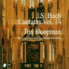 Bach - Complete Cantatas, Vol. 14 CD 2 No. 1