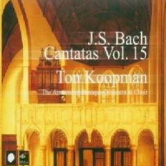 Bach - Complete Cantatas, Vol. 15 CD 3 No. 1