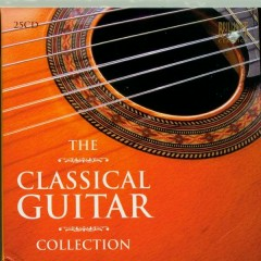 The Classical Guitar Collection CD 4