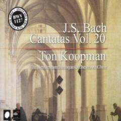 Bach - Complete Cantatas, Vol. 20 CD 1