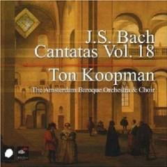 Bach - Complete Cantatas, Vol. 18 CD 1 No. 2