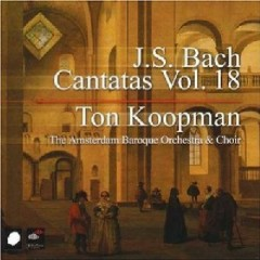 Bach - Complete Cantatas, Vol. 18 CD 2 No. 1