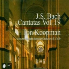 Bach - Complete Cantatas, Vol. 19 CD 2 No. 1