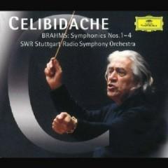 Brahms - Symphonies Nos 4  - Celibidache,SWR Stuttgart Radio Symphony Orchestra