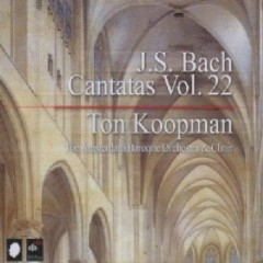 Bach - Complete Cantatas, Vol. 22 CD 2