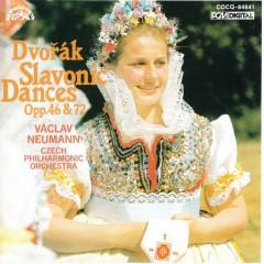 Dvorak - Slavonic Dances - Václav Neumann,Czech Philharmonic Orchestra