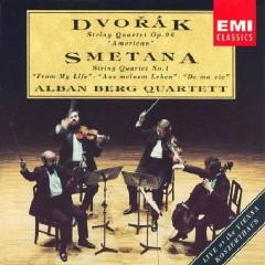 Dvorak Smetena String Quartets - Alban Berg Quartet
