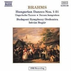 Brahms - Hungarian Dances Nos. 1 - 21 CD 1