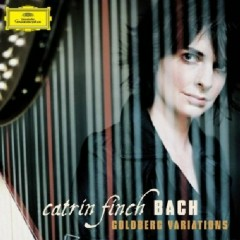 Goldberg Variations CD 1 - Catrin Finch