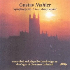 Mahler - Symphony No.5 (Transcribed For Organ) - David Briggs