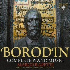 Borodin Complete Piano Music  CD 1