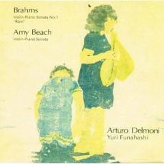 Sonatas Of Brahms And Beach