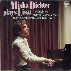 Liszt 19 Hungarian Rhapsodies CD 1 - Misha Dichter