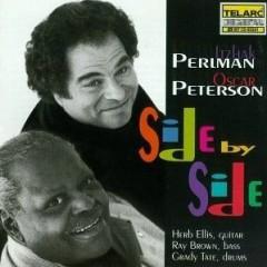 Side By Side - Itzhak Perlman,Oscar Peterson Trio