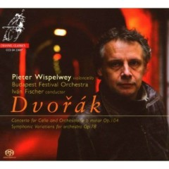 Dvorak Cello Concerto & Symphonic Variations CD 2