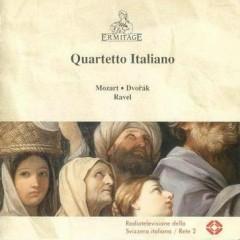 Mozart Dvorak Ravel Strings Quartets