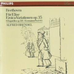 Ludwig van Beethoven - Fur Elise CD 1 - Alfred Brendel