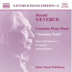 Harald Sæverud Complete Piano Works CD 4 No. 3 - Einar Steen-Nokleberg