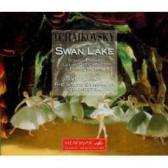 Tchaikovsky Swan Lake CD 2 - Evgeny Svetlanov,Mexican State Symphony Orchestra