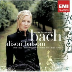 Bach Works For trumpet CD 1 - Alison Balsom