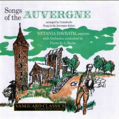 Songs Of The Auvergne CD 1 No. 1