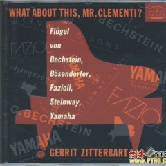 What About This Mr Clementi CD 1 - Gerrit Zitterbart