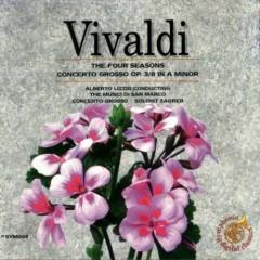 Vivaldi - Le Quattro Stagioni  - Solisti di Zagreb,Anton Nanut