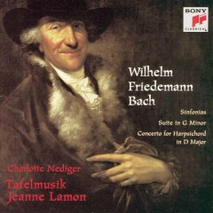 WF.Bach Instrumental Music