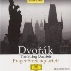 Dvorak - The String Quartets CD 1 - Prager Streichquartett
