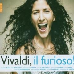Vivaldi, II furioso Disc 1 - Rinaldo Alessandrini,Ottavio Dantone