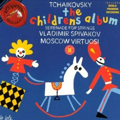 Tchaikovsky - The Children's Album CD 2