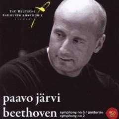 Beethoven - Symphonies No. 6 Pastoral & No. 2 - Paavo Järvi,Deutsches Kammerphilharmonie Bremen