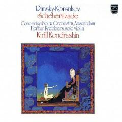 Rimsky Korsakov Scheherazade - Kirill Kondrashin