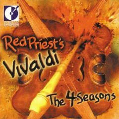 Vivaldi - The Four Seasons CD 2 - Red Priest