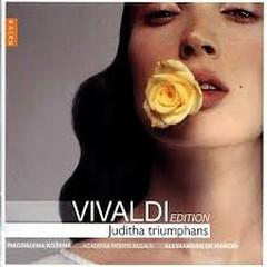 Vivaldi - Juditha Triumphans CD 3 No. 2 - Alessandro de Marchi